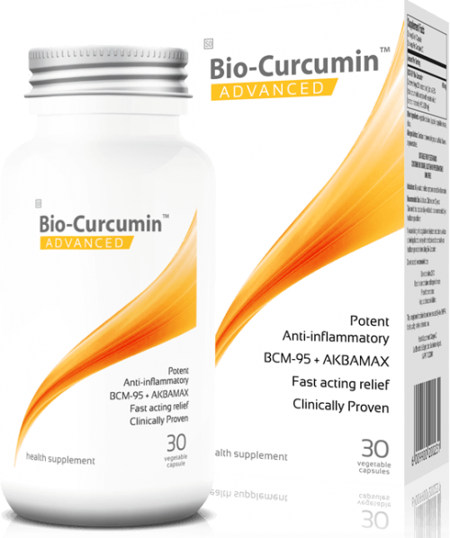 Coyne Healthcare Bio-Curcumin Advanced 30 Caps The Nutrient Well