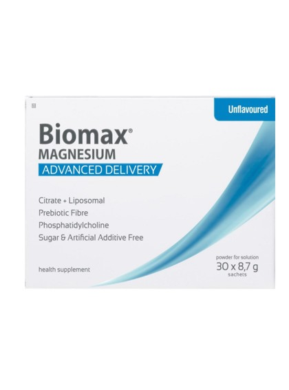 Coyne Healthcare BioMax Magnesium The Nutrient Well
