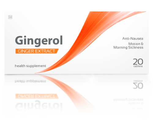Coyne Healthcare Gingerol 20 Tabs The Nutrient Well