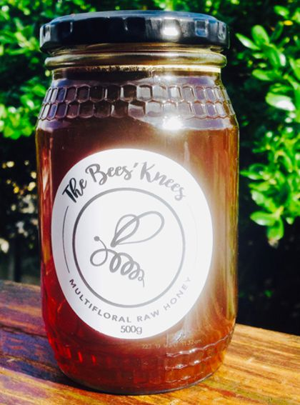 Bees Knees Honey (500g)