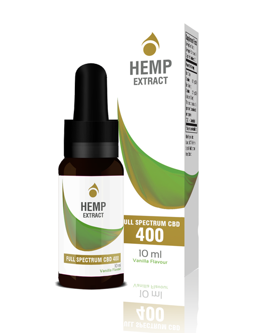 Coyne Healthcare Hemp Extract Full Spectrum CBD