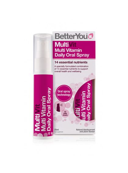 MultiVit Oral Spray (25ml)