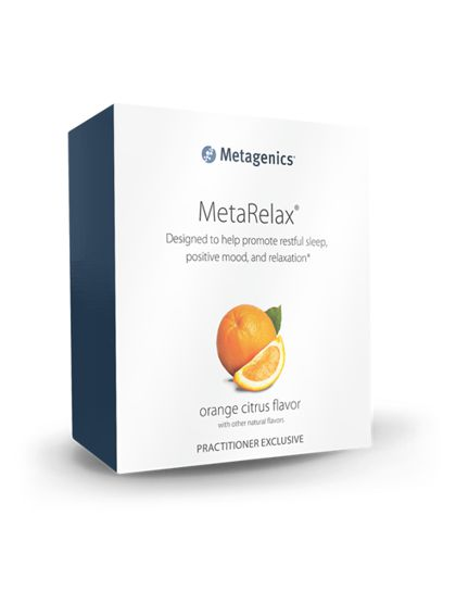 Metagenics MetaRelax (30 Packets)