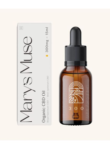 Marys Muse Organic CBD Oil 300mg