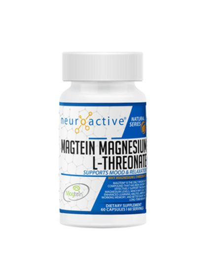 NeuroActive Magnesium L-Threonate (60 Caps)